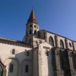 Collégiale Saint-Victor et Sainte-Couronne d'Ennezat