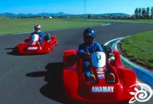 Piste de Karting à Riom